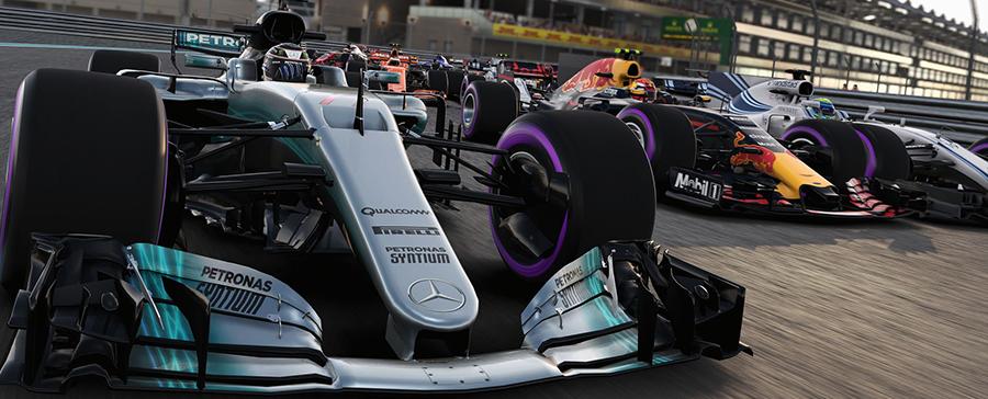 F1 Esports Series 2018 Q&A