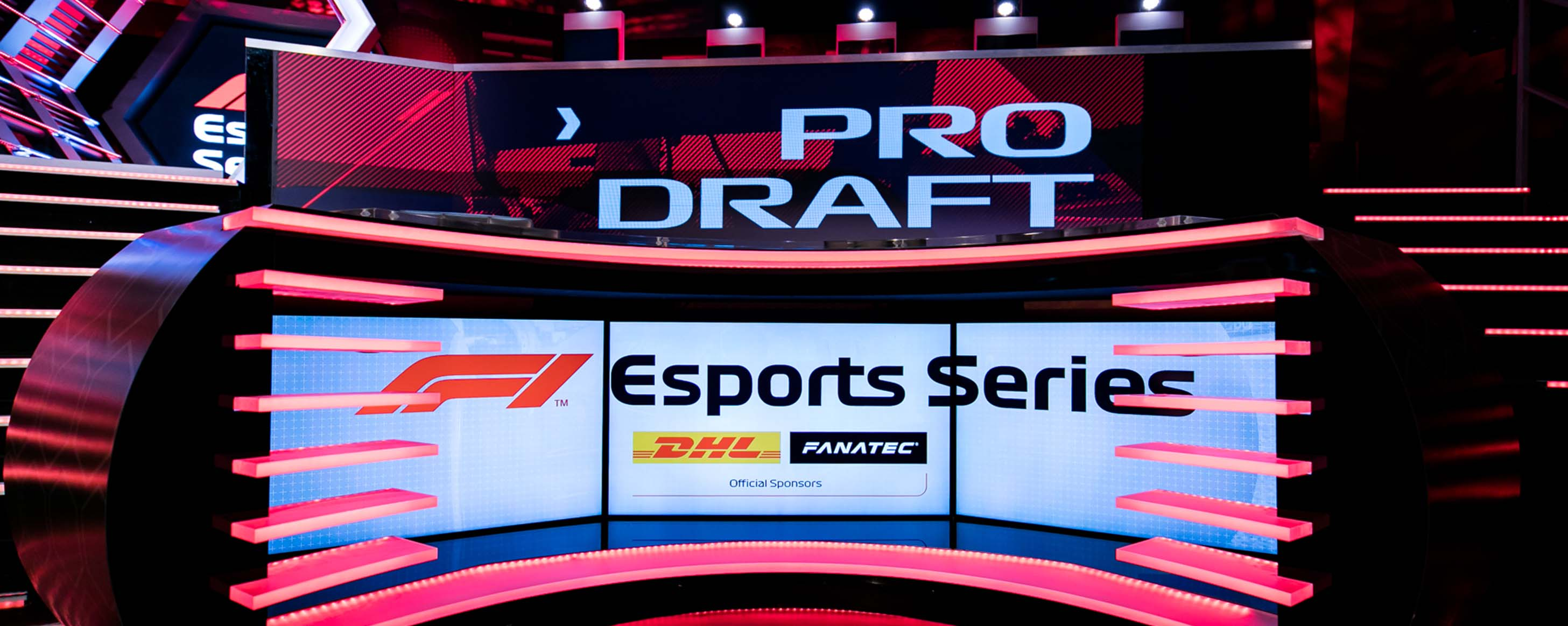 F1 Esports reveals drivers selected to compete in Pro Series