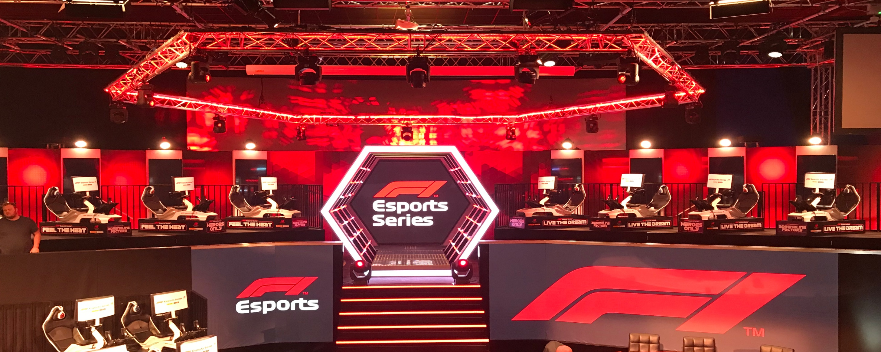 F1 New Balance Esports Series 2018: Live Event One