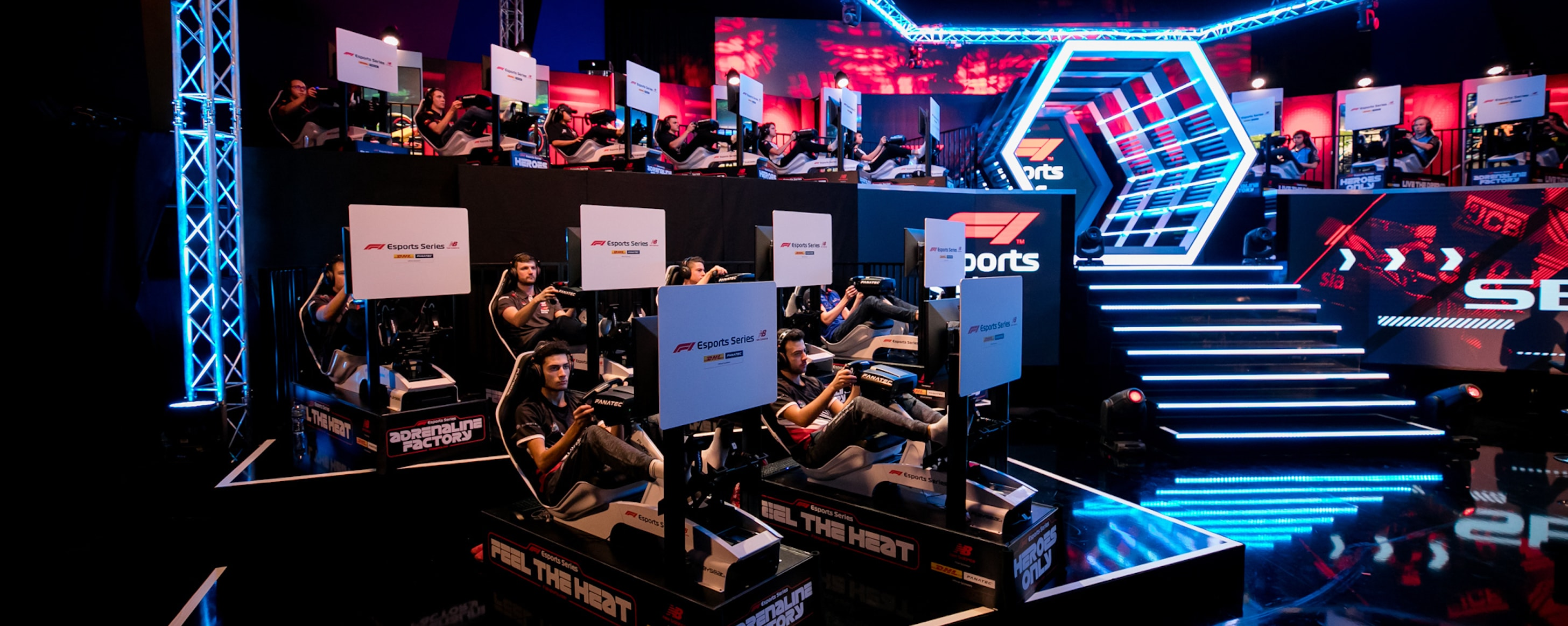 2018 F1 Esports Pro Series Live Event Three – A Champion Will Rise