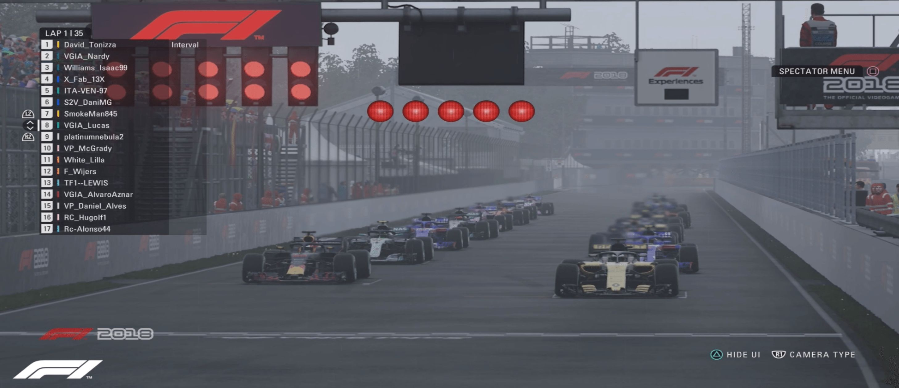 F1 Esports Series 2019: 30 Racers Qualify For Pro Draft After Race-Off Events!