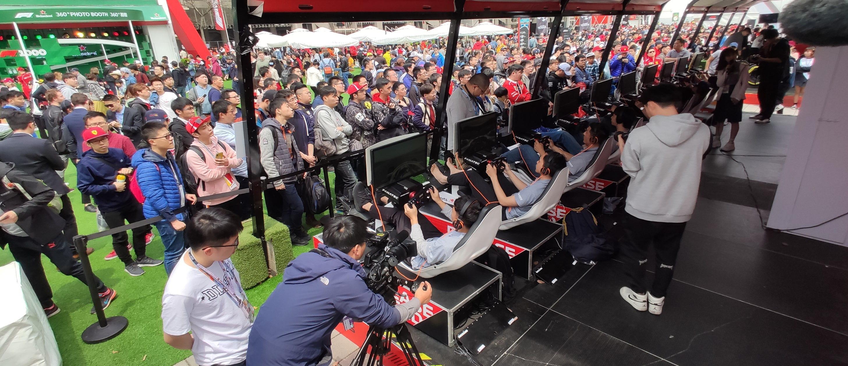 F1 Launches Esports Series In China