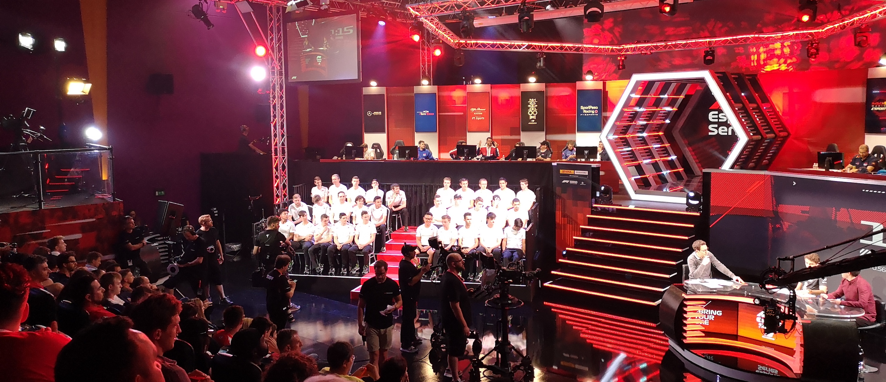 Ten Drivers Selected by Official F1 Esports Teams at 2019 Pro Draft