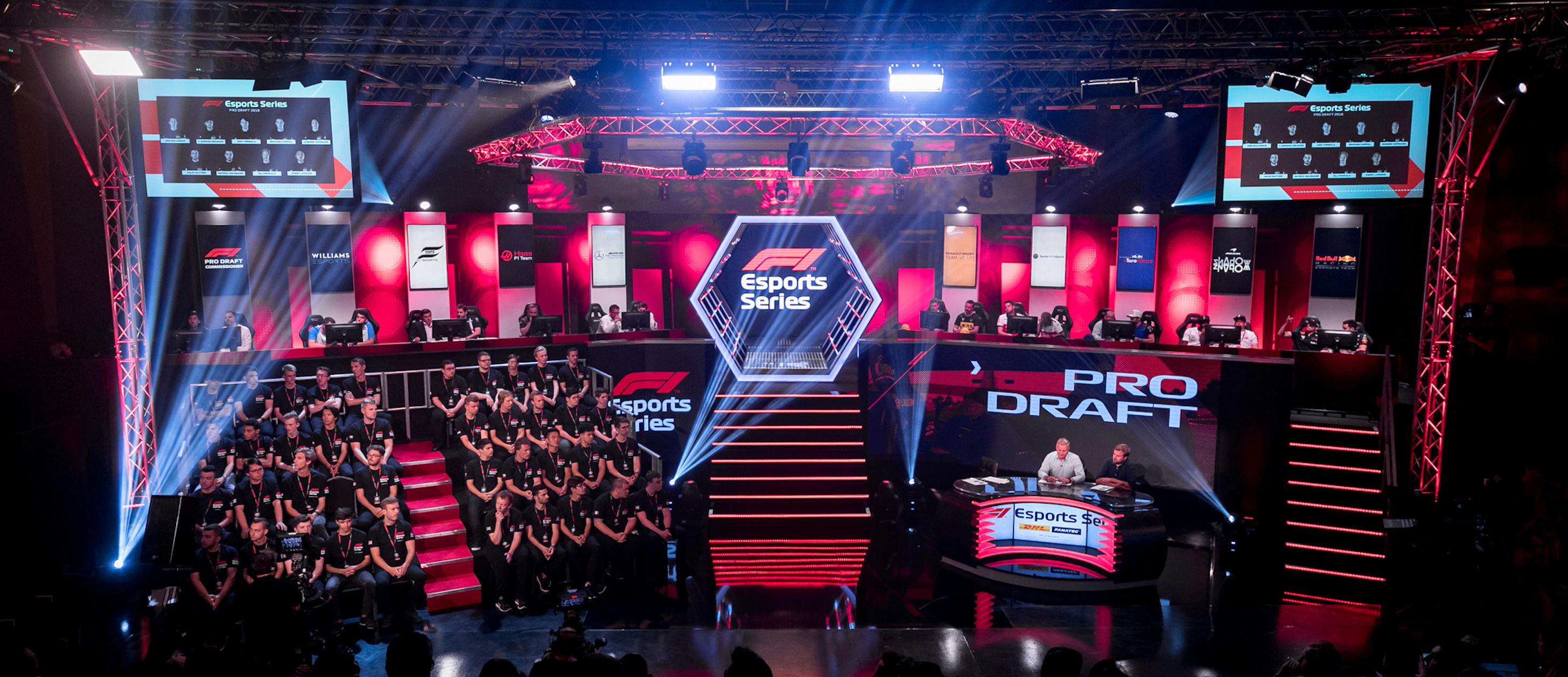 F1 Esports Pro Draft 2019… Meet the Drivers!