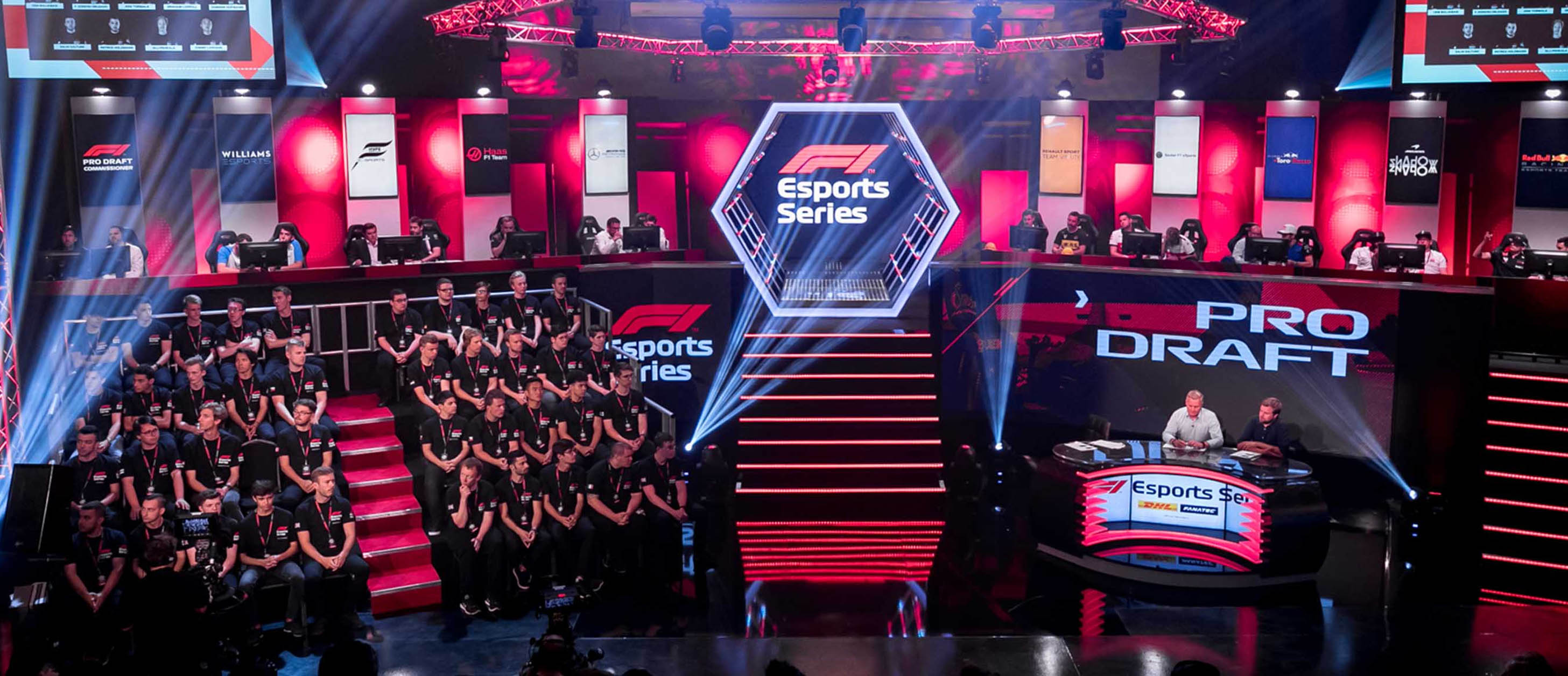 Record breaking numbers tried to qualify for F1 New Balance Esports Series Pro Draft