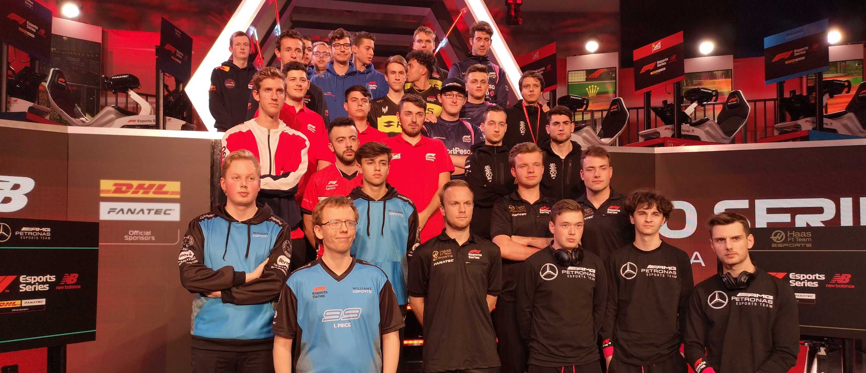 Tonizza Triumphs Again! Three Drivers Taste Victory at F1 New Balance Esports Pro Series Event 2