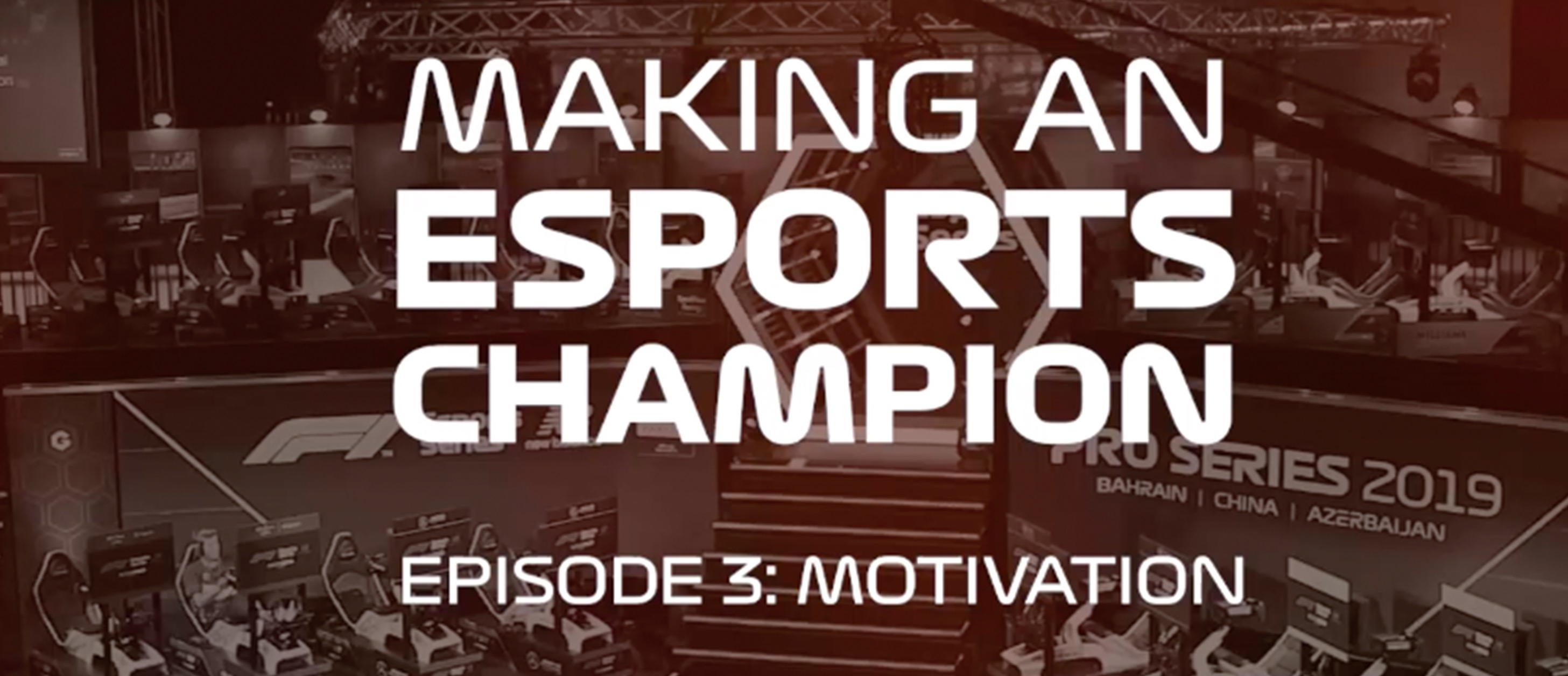 Coming to a Screen Near You: Making an Esports Champion, Episode 3