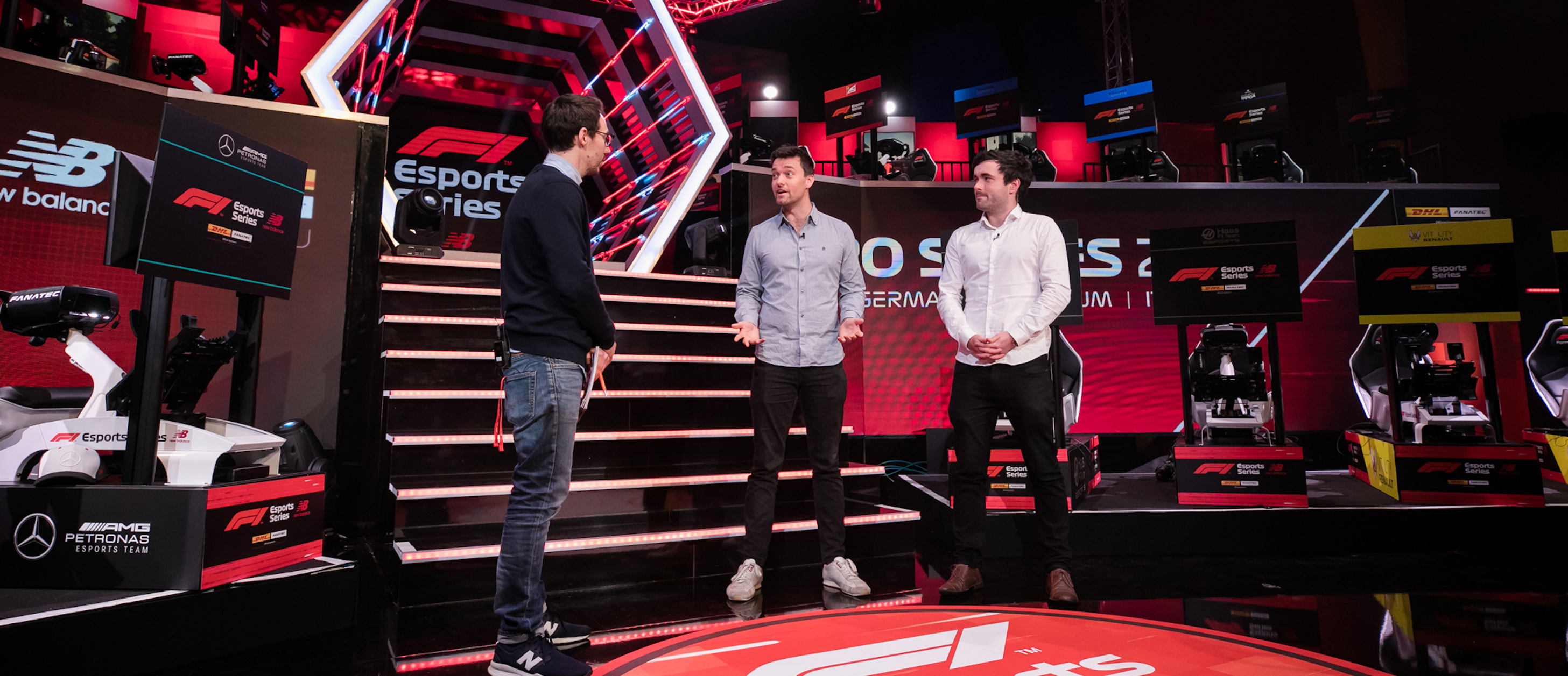 FOUR WAY FIGHT! F1 Esports Grand Final Preview