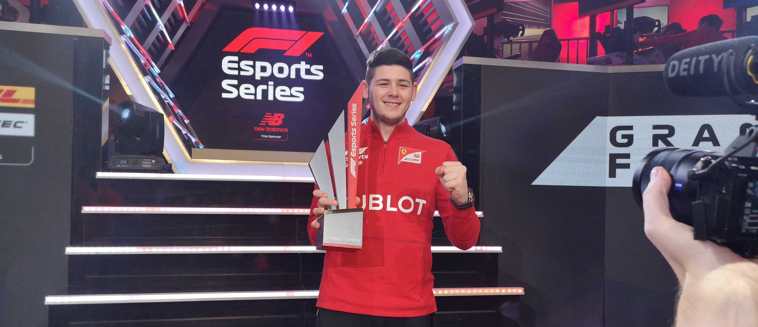 Tonizza and Red Bull Crowned Champions! 2019 F1 Esports Grand Final Report