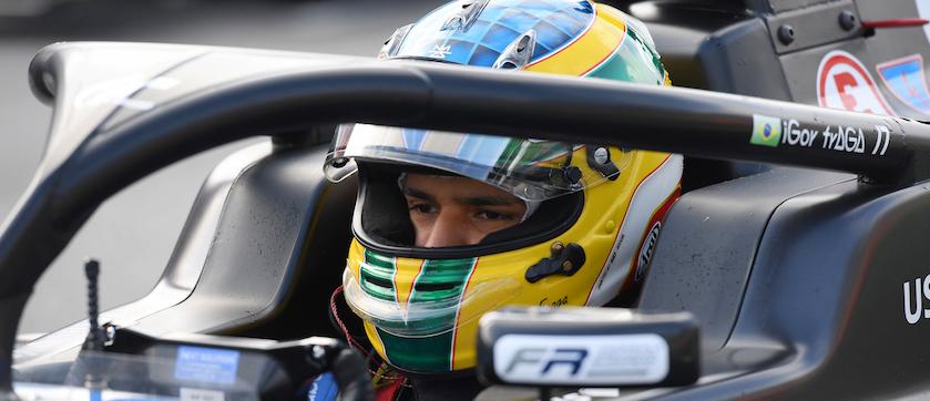 F1 Esports Star Igor Fraga Joins FIA Formula 3