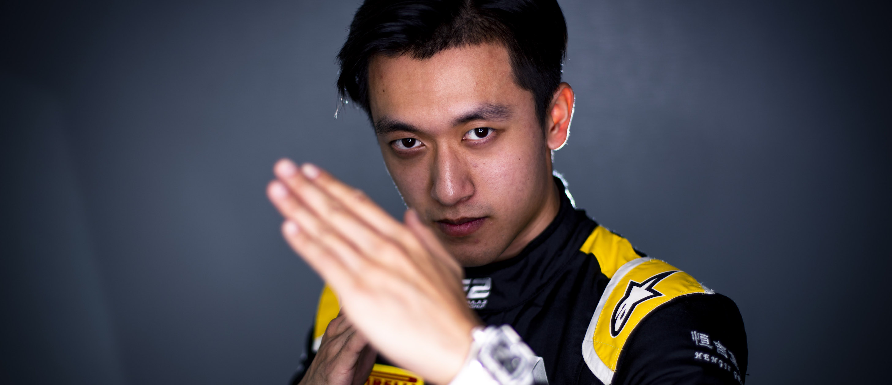 Formula 2 Star Guanyu Zhou Wins Inaugural Virtual Grand Prix!