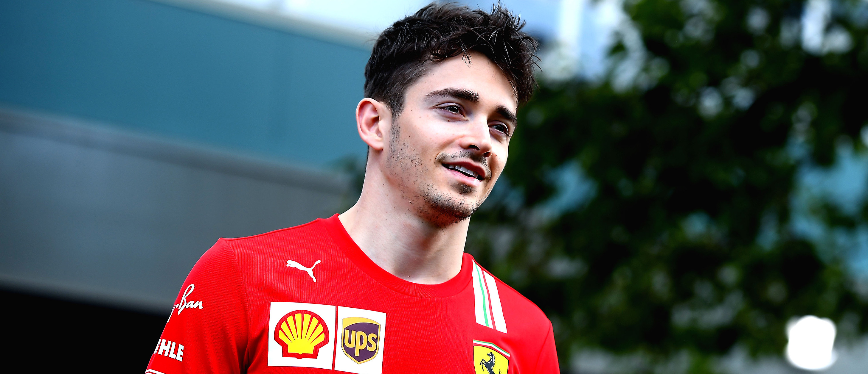 Charles Leclerc Dominates Second Virtual Grand Prix!