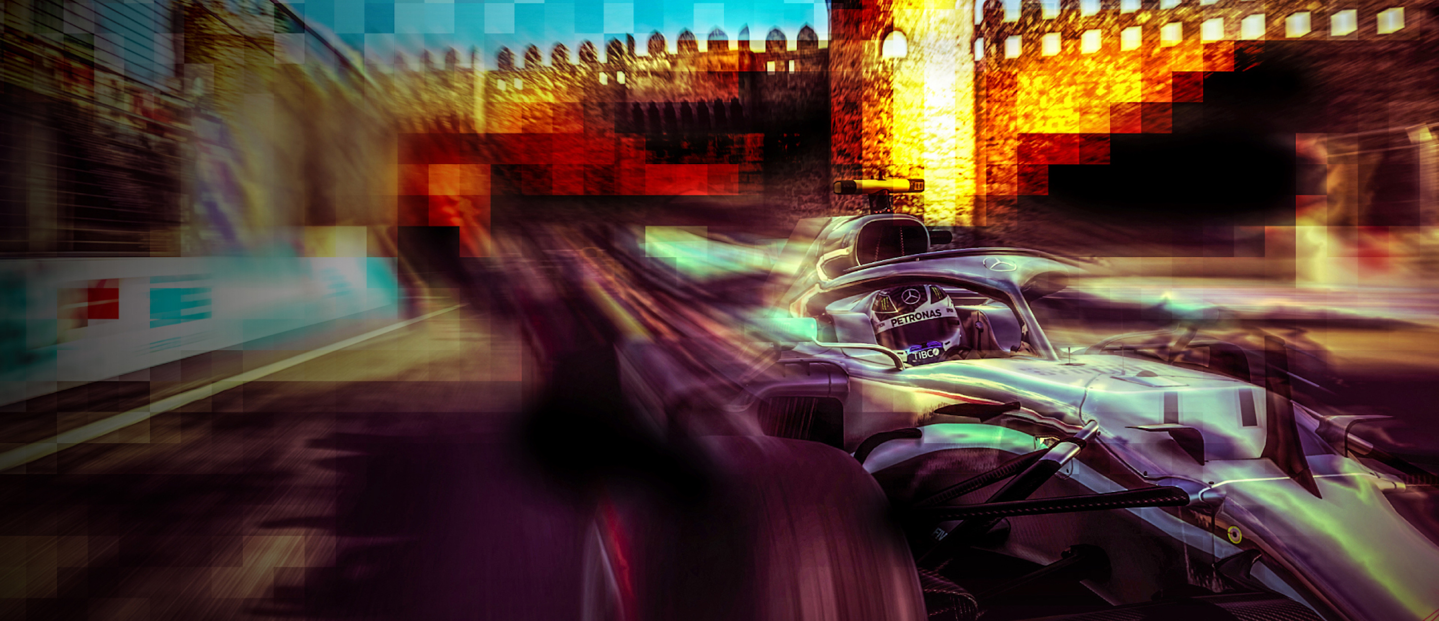 Eight Formula 1 Stars Line Up For Virtual Azerbaijan Grand Prix!