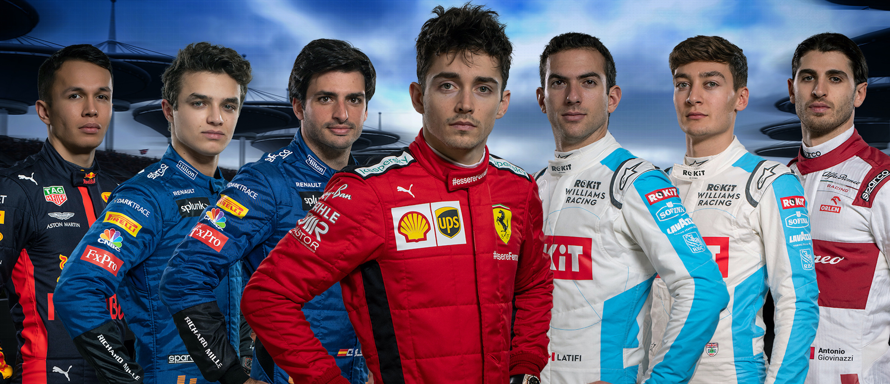Virtual Grand Prix Series Best Bits