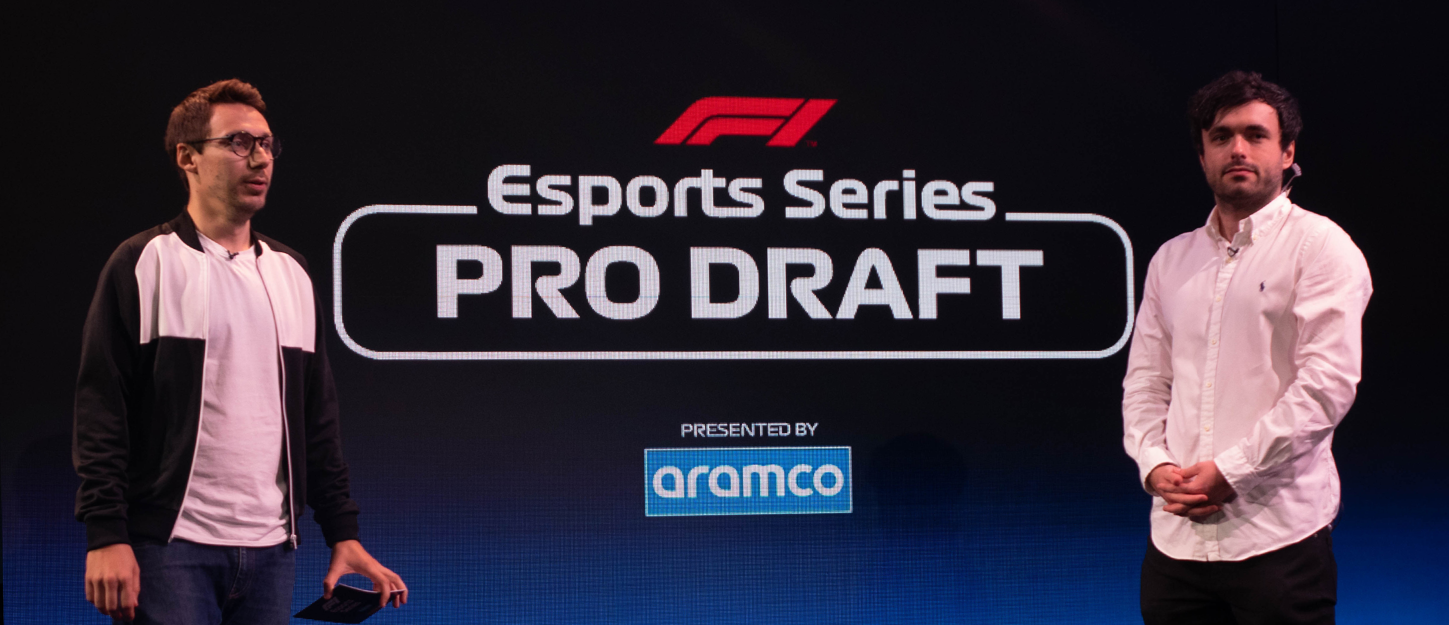 F1 Esports Pro Series 2020: The Grid Assembles