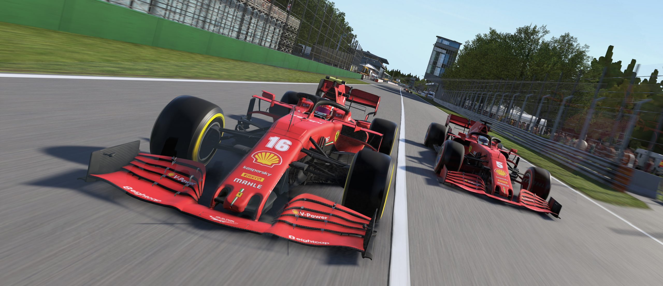 Qualification For 2021 Is Open F1esports News