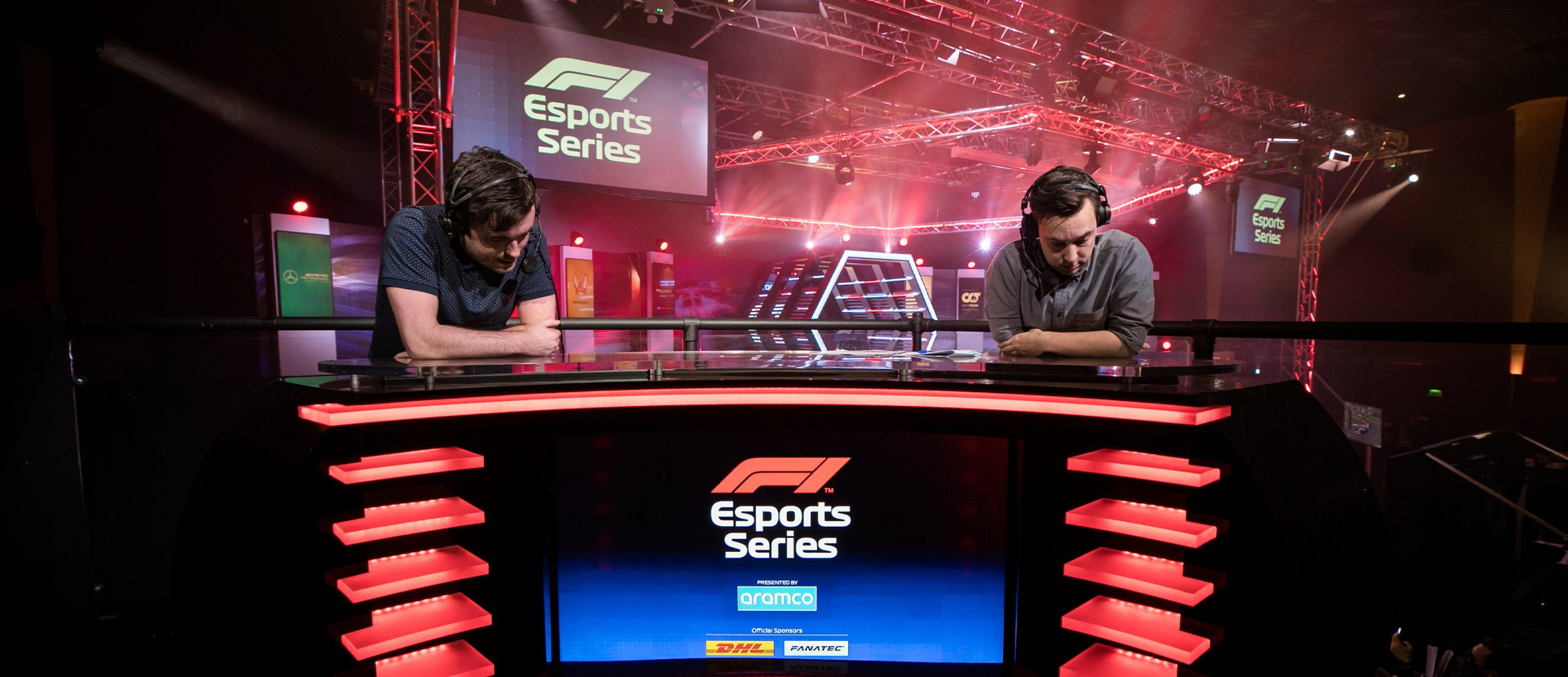 F1 Esports 2020 in Numbers