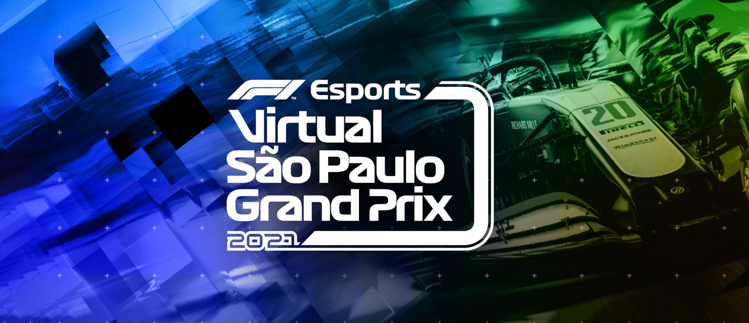 Who's Driving in the Virtual Sao Paulo Grand Prix?
