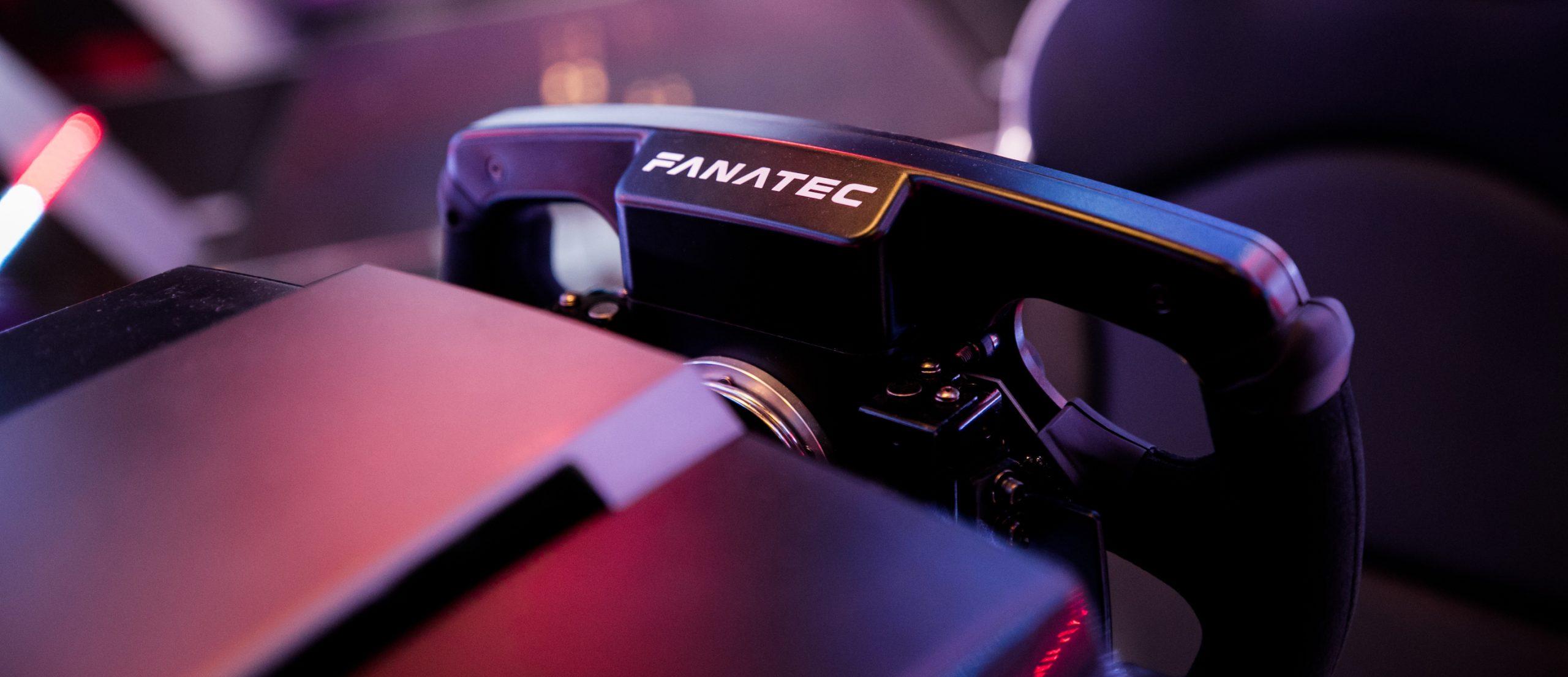 Win the ULTIMATE Fanatec Racing Bundle!
