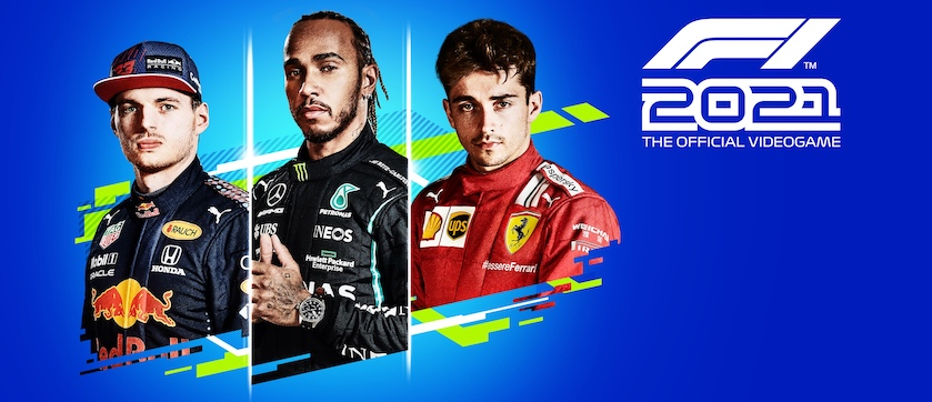 Get Your Hands on F1 2021 Now!