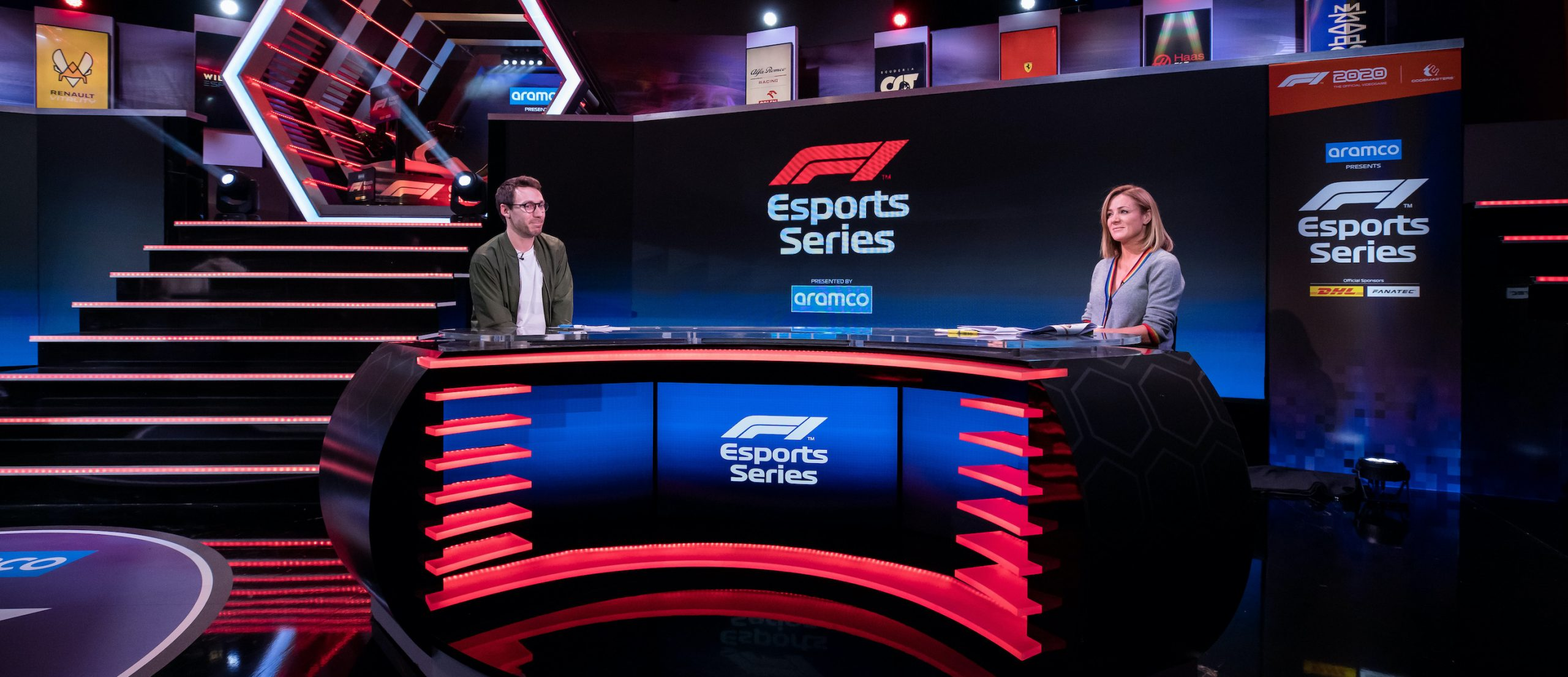 Everything You Need To Know About F1 Esports